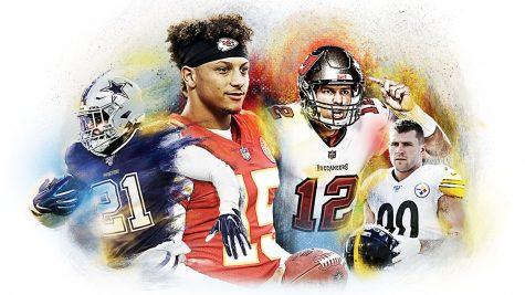 NFL 2020 Halftime Report